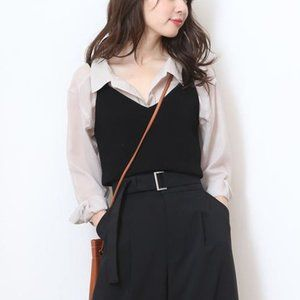 Japanese Knit Top